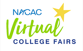 NACAC National College Fairs- Register for Virtual College Fairs